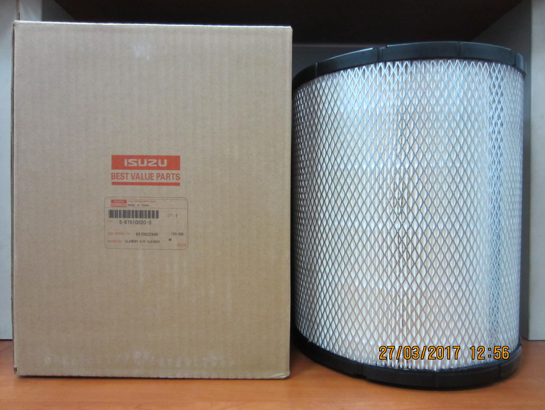 Воздушный фильтр Isuzu