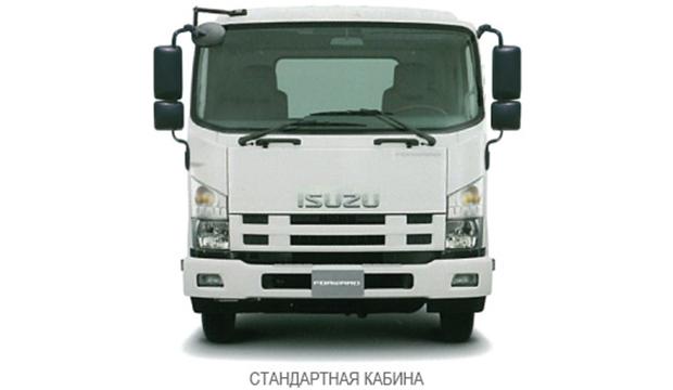 Эвакуатор ISUZU FSR90