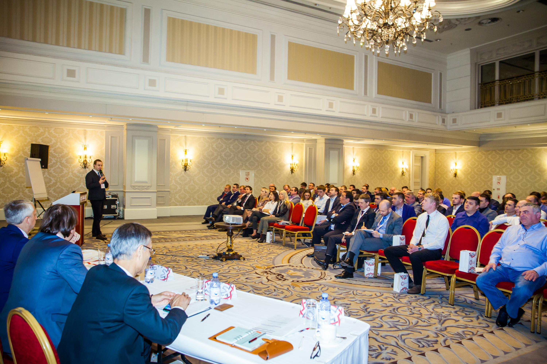 Конференция «Новые горизонты ISUZU», фото 1
