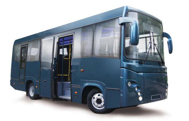 Городской/пригородный автобус SIMAZ-2258